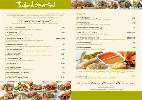 thai dinner menu ideas thai food menu food ideas