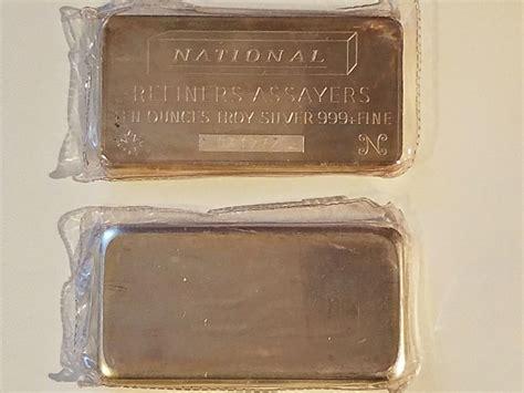 10 Oz Silver Bar Price Canada - national mint of canada silver bar 10 troy oz