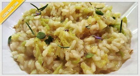 come si cucina la verza ricetta di riso e verza