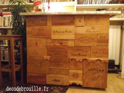 Faire Un Bar En Bois by Un Bar R 233 Cup D 233 Cod 233 Brouille