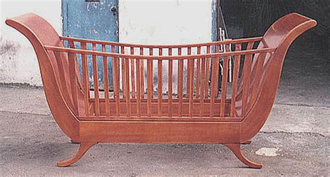 Handmade Crib - crailville ltd coachwork various handmade furniture