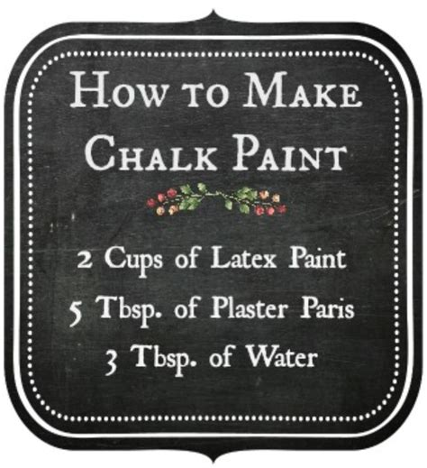 chalk paint alberta how to make chalk paint this is way cheaper than