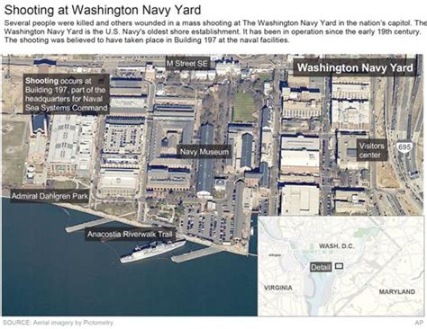 washington dc map navy yard washington naval yard map