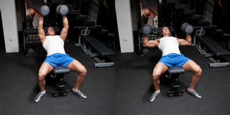hammer grip bench press hammer grip incline dumbbell bench press weight training exercises 4 you