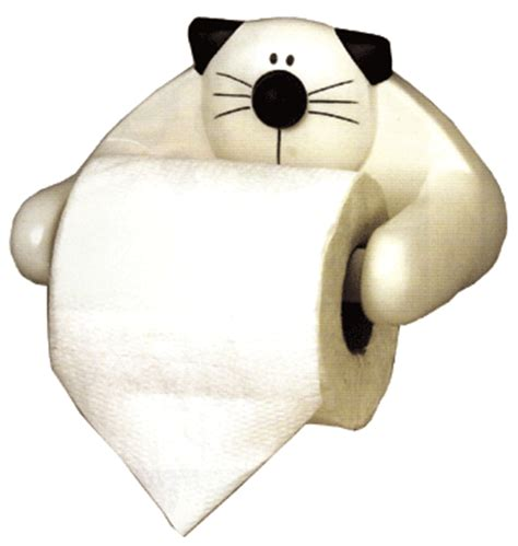 Funny Toilet Paper Holders For The Kids Taking Care Of Business Bathroom Accessories