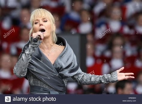 russian singer moscow russia may 24 2015 russian singer valeriya
