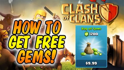 free gems for clash of clans android clash of clans free gems for android no survey