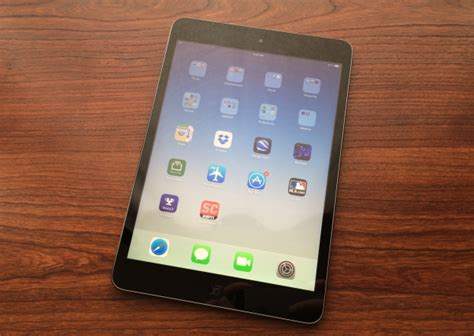 Mini 1 16gb Cell ios 7 1 1 on mini with retina display review