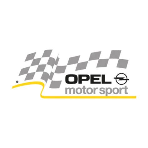 Bosch Racing Team Aufkleber by Opel Motorsport Logo Vector Ai Free Graphics