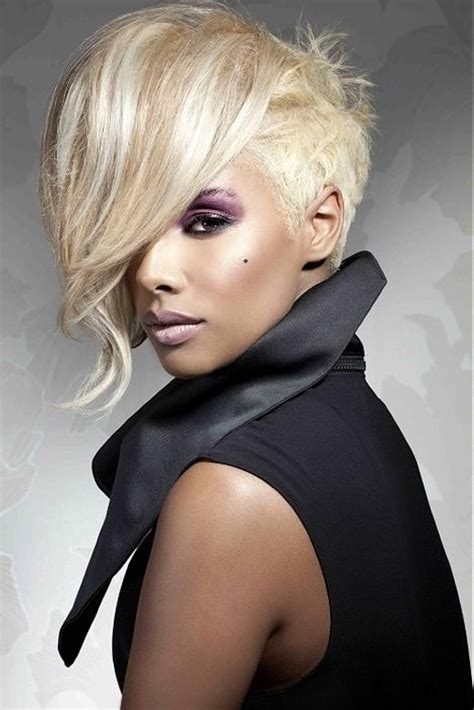 hairstyles for short blonde hair 30 sexy short hairstyles for thick hair creativefan