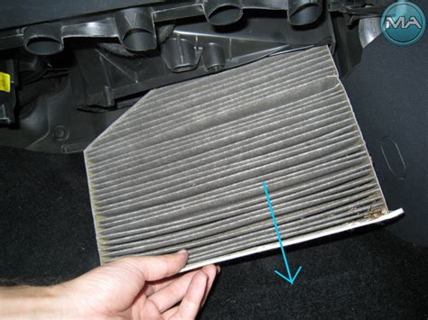 replace cabin s air filter vw golf 5 v tsi michael
