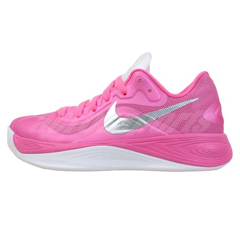 nike wmns hyperfuse low womens breast cancer yow pink