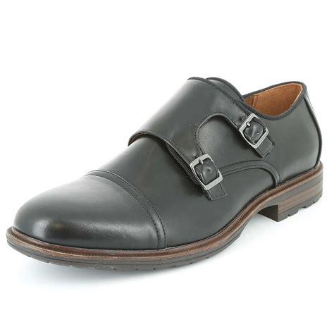 Faux Leather Shoes faux leather dress shoes shoes black kiabi 26 00eur