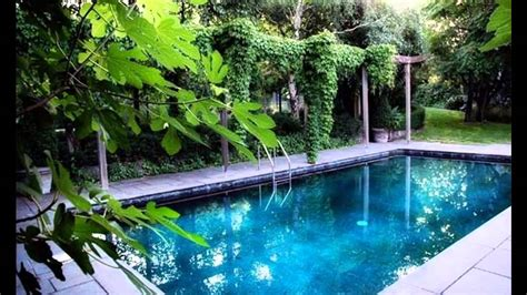 exotic garden swimming pools designs youtube