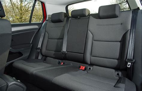 volkswagen golf seats vw golf by car magazine