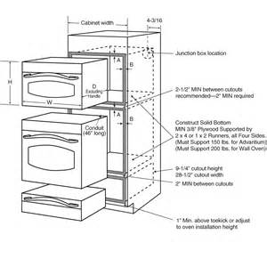 Cooktop Installation Instructions Scb1000kbb Ge Profile Advantium 174 Wall Oven The