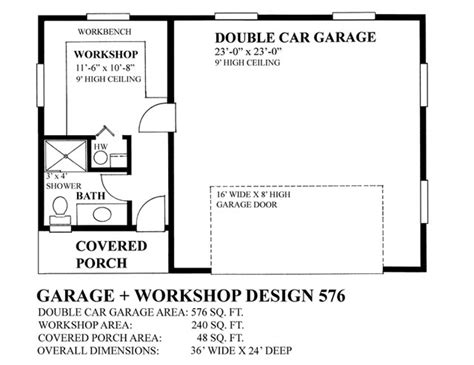 garage layout plans garage plan 576 layout regan swallow design regan