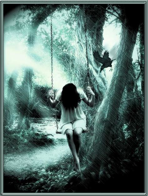 swinging horror stories swing alone blueeyes sheila sad picture lover of sadness