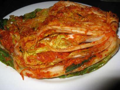 membuat nasi goreng kimchi cara membuat kimchi masakan tradisional korea r3fin3