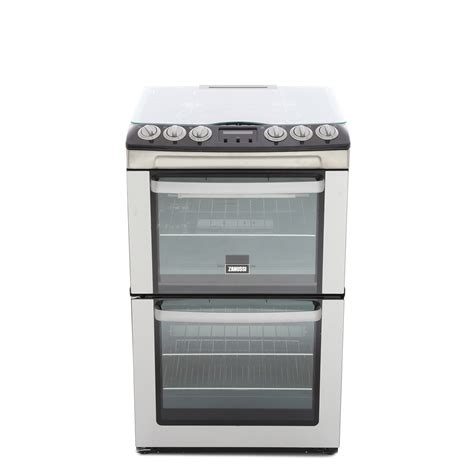 Oven Zanussi buy zanussi zcg552gxc gas cooker with oven