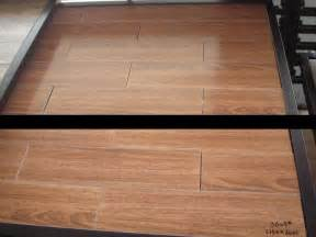 wood like ceramic tile get the look for a fraction of