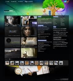 photography wordpress templates infinity a free wordpress theme smashing magazine