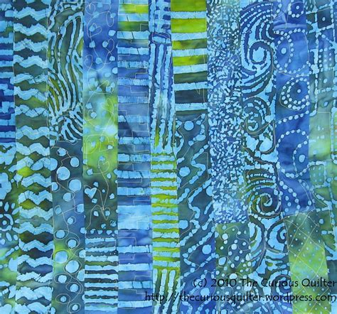 patterns in nature exam testing quilting designs the curious quilter