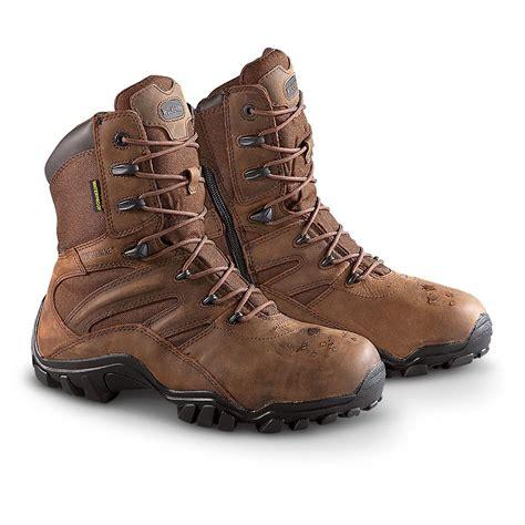 wolverines boots s wolverine 174 8 quot ics 174 waterproof 600 gram