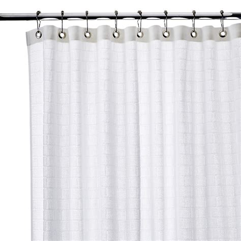 bloomingdales shower curtains waterworks studio quot sculpt tile quot shower curtain