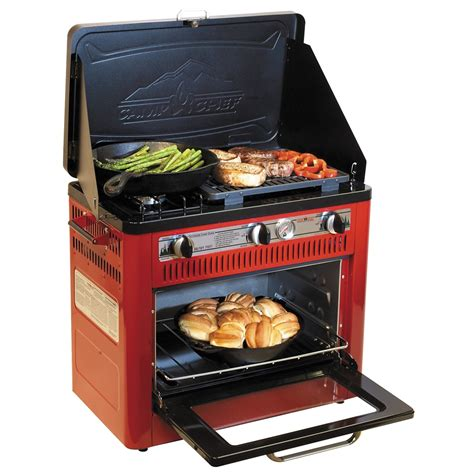 Kitchen Oven And Grill C Chef Outdoor C Oven With Grill Propane 4979p