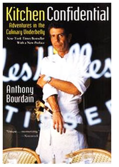Kitchen Confidential Book Published Peculiar Professions Forks In The Career Path
