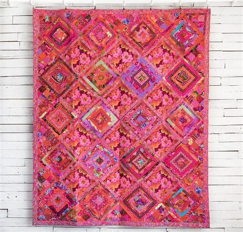 1000 images about kaffe quilts on triangle