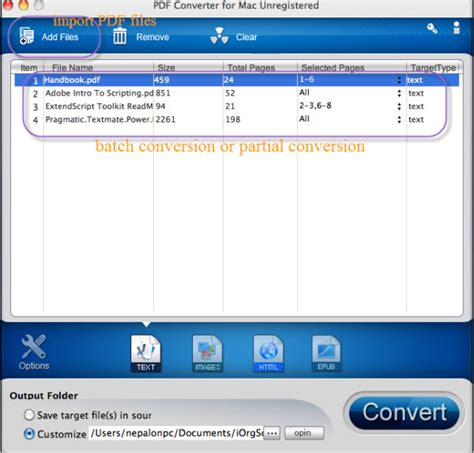convert pdf to word os x how to convert pdf to word text image epub html for