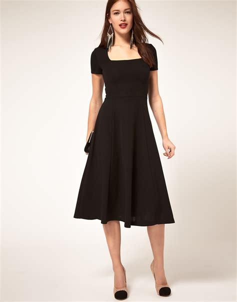 bm4888 black dress with inner modest black dresses dress fa