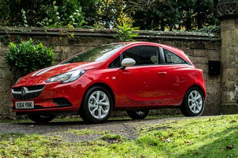 2015 vauxhall corsa review superficial changes carwitter