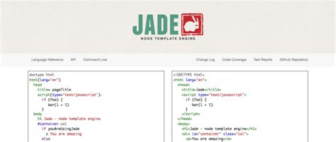 jade template engine 28 jade template engine brincando o template engine