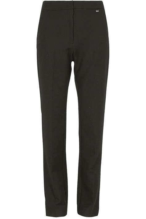 Tailored Trouser leg tailored trousers
