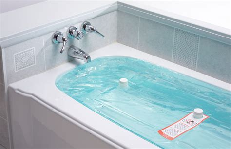 how many gallons of water fill a bathtub waterbob emergency bathtub drinking water storage the