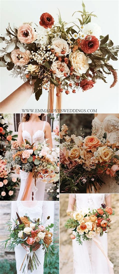 trending amazing sunset orange wedding color ideas