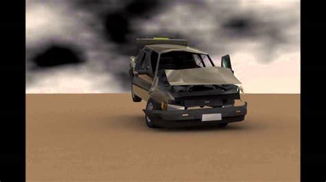 animation car crash car crash animation