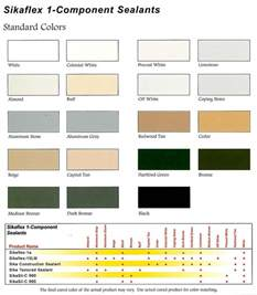 np1 color chart sika sikaflex 1a color chart car interior design