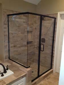 Frame Shower Door Framed Shower Door Photo Gallery Precision Glass