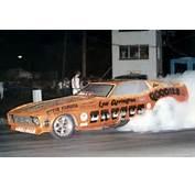 BRUTUS Funny Car  Vintage Drag Racing Pinterest