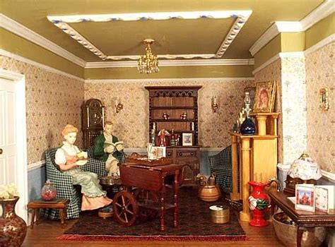 Diy Rooms kay s victorian dolls house