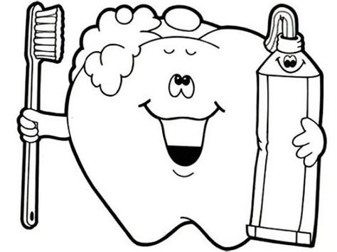 dental health coloring pages preschool english rhymes rhymes for kids moral lesson for