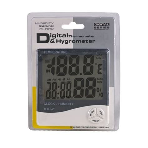 Thermometer Hygrometer Digital digital series digital thermometer hygrometer inc probe