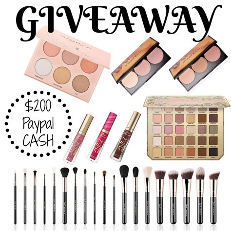 Giveaway Makeup 2017 - giveaway ww ends 4 9 2017 beauty by miss l