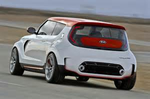 Kia Auto Kia Unleashes Trackster Concept Cars Trucks