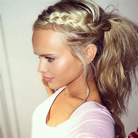 hairstyle ideas ponytail 15 best of long hairstyles ponytail