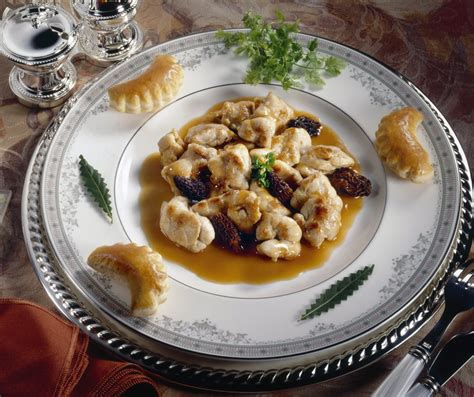 cuisine ris de veau recette ris de veau en sauce aux chignons